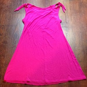 MSK Vibrant Pink Dress NWT
